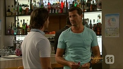 Brad Willis, Matt Turner in Neighbours Episode 7071