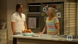 Brad Willis, Lauren Turner in Neighbours Episode 7071