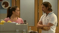 Paige Novak, Brad Willis in Neighbours Episode 7071