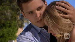 Josh Willis, Amber Turner in Neighbours Episode 7071
