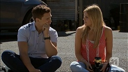 Josh Willis, Amber Turner in Neighbours Episode 7072
