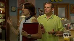 Naomi Canning, Toadie Rebecchi in Neighbours Episode 7072