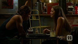 Tyler Brennan, Paige Novak in Neighbours Episode 7072