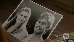 Amber Turner, Daniel Robinson in Neighbours Episode 7072