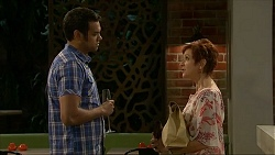 Nate Kinski, Susan Kennedy in Neighbours Episode 7072