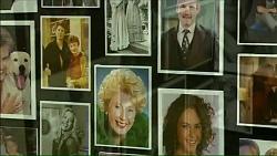 Daphne Clarke, Bouncer, Joe Mangel, Nell Mangel, Annalise Hartman, Valda Sheergold, Toadie Rebecchi, Serena Bishop in Neighbours Episode 7073