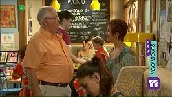 Harold Bishop, Susan Kennedy in Neighbours Episode 7073