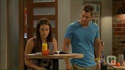Paige Novak, Mark Brennan in Neighbours Episode 7073