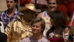 Toadie Rebecchi, Daniel Robinson, Kyle Canning, Vanessa Villante in Neighbours Episode 7073