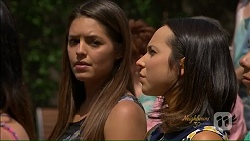 Paige Novak, Imogen Willis in Neighbours Episode 7073