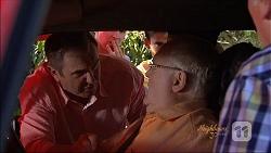 Karl Kennedy, Harold Bishop in Neighbours Episode 7074