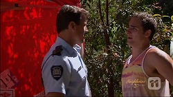 Matt Turner, Kyle Canning in Neighbours Episode 7074