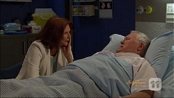 Madge Bishop, Harold Bishop in Neighbours Episode 7074