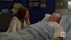 Madge Bishop, Harold Bishop in Neighbours Episode 7074