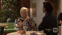 Sheila Canning, Joey Dimato in Neighbours Episode 7074