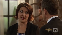 Naomi Canning, Paul Robinson in Neighbours Episode 7074