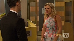 Nick Petrides, Georgia Brooks in Neighbours Episode 7074