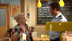 Sheila Canning, Matt Turner in Neighbours Episode 7074