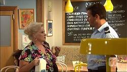Sheila Canning, Matt Turner in Neighbours Episode 7074