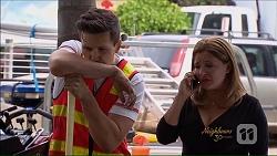 Josh Willis, Terese Willis in Neighbours Episode 7075