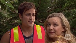 Kyle Canning, Georgia Brooks in Neighbours Episode 7075