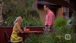 Georgia Brooks, Nick Petrides in Neighbours Episode 7075