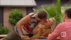 Kyle Canning, Georgia Brooks, Nick Petrides in Neighbours Episode 7075