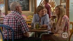 Harold Bishop, Daniel Robinson, Amber Turner in Neighbours Episode 7075