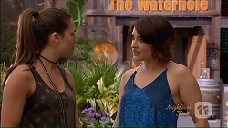 Paige Novak, Naomi Canning in Neighbours Episode 7075