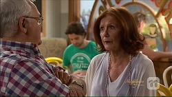 Harold Bishop, Madge Bishop in Neighbours Episode 7075