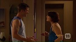 Mark Brennan, Naomi Canning in Neighbours Episode 7075