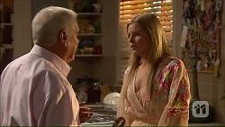 Lou Carpenter, Amber Turner in Neighbours Episode 7076