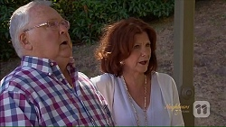 Harold Bishop, Madge Bishop in Neighbours Episode 7076