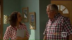 Imogen Willis, Harold Bishop in Neighbours Episode 7076
