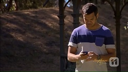 Nate Kinski in Neighbours Episode 7076