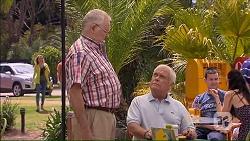 Harold Bishop, Lou Carpenter in Neighbours Episode 7076