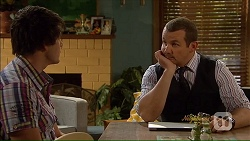 Chris Pappas, Toadie Rebecchi in Neighbours Episode 7076