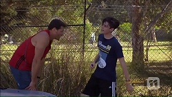 Matt Turner, Bailey Turner in Neighbours Episode 7077