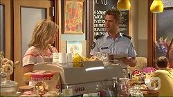 Lauren Turner, Mark Brennan in Neighbours Episode 7077