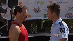 Matt Turner, Mark Brennan in Neighbours Episode 7077