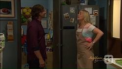 Brad Willis, Lauren Turner in Neighbours Episode 7077