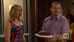Janelle Timmins, Toadie Rebecchi in Neighbours Episode 7078