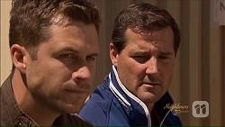 Mark Brennan, Matt Turner in Neighbours Episode 7078
