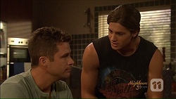 Mark Brennan, Tyler Brennan in Neighbours Episode 7078