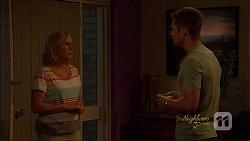 Lauren Turner, Mark Brennan in Neighbours Episode 7078
