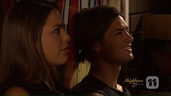Paige Smith, Tyler Brennan in Neighbours Episode 7078