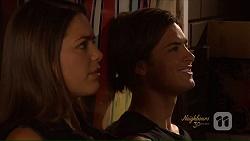 Paige Novak, Tyler Brennan in Neighbours Episode 7078