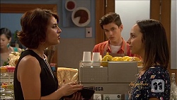 Naomi Canning, Bailey Turner, Imogen Willis in Neighbours Episode 7079