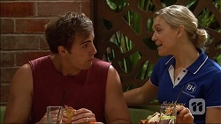 Kyle Canning, Georgia Brooks in Neighbours Episode 7080