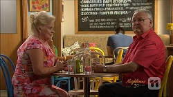 Sheila Canning, Harold Bishop in Neighbours Episode 7080